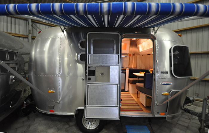 airstream ccd 2004 als g stezimmer mobile wohnung. Black Bedroom Furniture Sets. Home Design Ideas